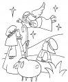 Engel en de 3 wijzen >> De 3 wijzen en engelen