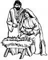 Kleurplaat Jezus>> Kleurplaat Jezus