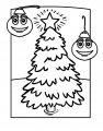Kleurplaat Kerstboom>> Kleurplaat Kerstboom