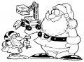 Kerstman Kleuren>> Kerstman Kleuren