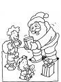 Kerstman Kleur Plaatje>> Kerstman Kleur Plaatje