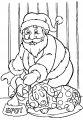 Kerstman Kleur Plaatje