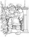 Kerstman Kleuren >> Kerstman Kleuren