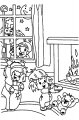 Kleurplaat Sinterklaas >> Kleurplaat Sinterklaas