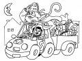 Sinterklaas in de Auto >> Sinterklaas in de Auto