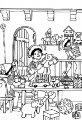 Kleurplaat Zwarte Piet>> Kleurplaat Zwarte Piet